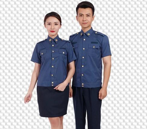 成都制衣厂为你解析交通执法服装的着装要求