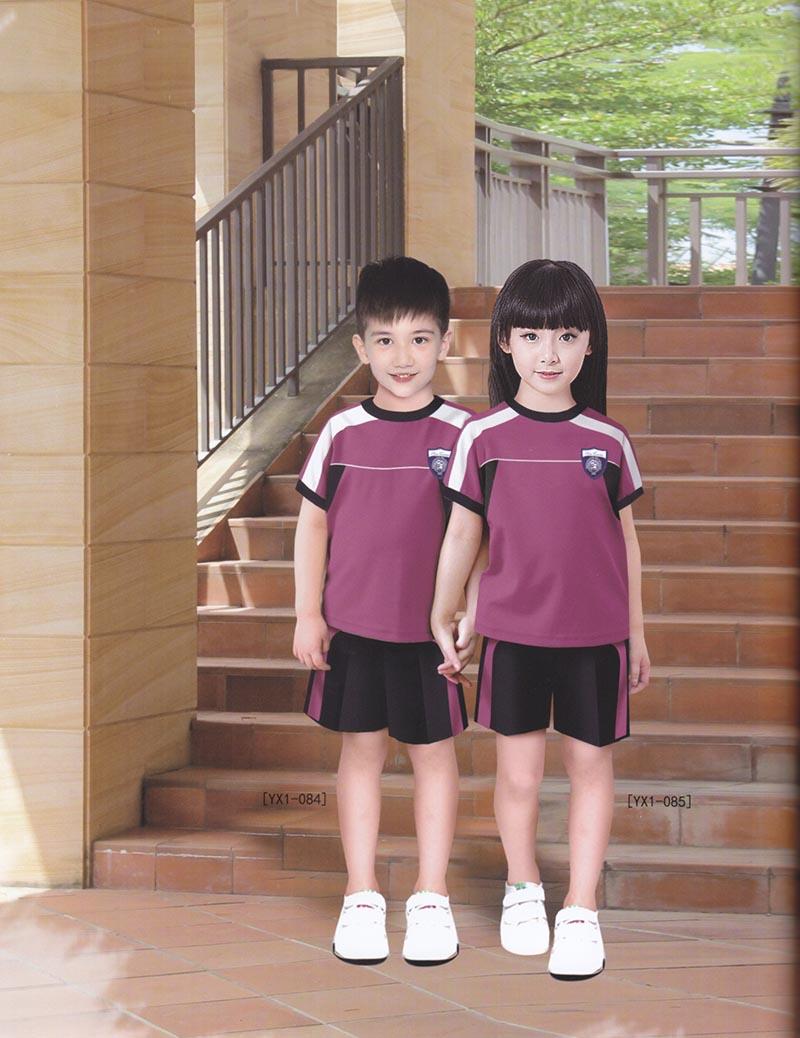 学校运动套装