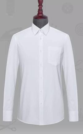 高端男士长袖衬衣